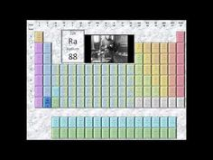Periodic Table Song