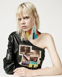 raf to the future: marjan jonkman by steven yatsko for models.com november 2015 | visual optimism; fashion editorials, shows, campaigns & more!