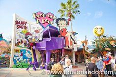 Universal Studios Islands of Adventure, Orlando, Florida, EUA.
