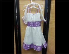 Ethiopian Dress Toddler Girl's 7 by CCIWorld on Etsy, $50.00  #Ethiopia #adoption #internationaladoption #orphans #ethiopiandresses