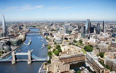 See London from above, a guide on where to go to see London from up above with a diary in London
