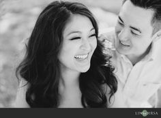 Fun Orange County Engagement | Kenny and Tracy