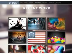 ST Deep is a great Joomla One Page HTML5 & CSS3 template with a minimalist, elegant, clean style and simple. With responsive design, it is usable with any mobile device like tablet or mobile phone with ease without removing any content. Code is easy to understand and modify, so you can personalize it in the easiest way. Otherwise, this joomla free template is fully support for K2 and Kunena Forum and compatibility with 3.x.