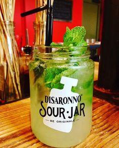 La Citronnade fait maison de la Pizzeria du Café la Jatte à Neuilly-sur-Seine !  #citronnade #apero #cocktail #citron #faitmaison #citron #menthe