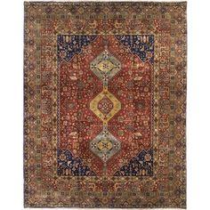 Stickley rug.