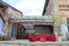 Kreuzberg is Berlin's hipster hotspot