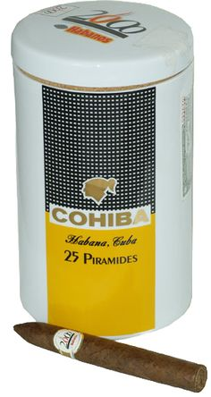 Cohiba Millennium Reserve Jar 1999.
