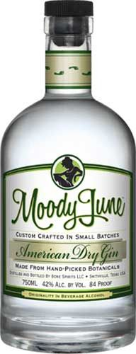 Gin Moody Juin américain Dry