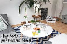9 Life-Hacks für die moderne Hausfrau | shadesofivory | Bloglovin'
