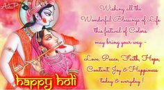 Share colorful & elegant wishes with your loved ones in a jiffy with this amazing Holi Festival Of Colours, Holi Wishes, Happy Diwali Images, Radha Krishna Love Quotes, Birthday Wishes Cards, Funny Cards, Postcards, Ecards, Competition