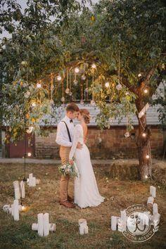 Персиковая свадьба | Nadberezhna décor agency — агентство по декору и флористике.
