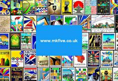 Absolutely amazing poster prints from Milton Keynes, UK. Most Popular Artists, Milton Keynes, Great Britain, Creative Art, Postcards, Beans, Poster Prints, Milk, Contemporary