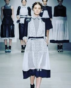 Bora Aksu Collection - London Fashion Week SS16  #LONDONFASHIONWEEK2015LONDON #FASHIONWEEK2015SCHEDULE#LONDONFASHIONWEEK2015STREETSTYLE#LONDONFASHIONWEEK2016#LONDONFASHIONWEEKDESIGNERS#LONDONFASHIONWEEKSS16#PARISFASHIONWEEK #fashion #women #dresss #LONDONFASHIONWEEK2015  Visit http://ift.tt/1W5hO98 #styloce