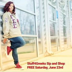 Time is  Running out! RSVP  Now! Sip abd Shop Champagne Brunch before Greek Picnic! Shop exclusive apparel; best deals in the A! #agp2018 #agp #atlantagreekpicnic #atlantagreekpicnic2018 #stuff4greeks #s4g #greekgear #greekparty #divine9 #freeevent #free #customgear @atlgreekpicnic1 #exclusive#sipandshop #merch #embroidery #dtg #atl #atlanta #giveaways #lit @zeuscloset