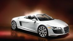 Audi R8 Spyder, $127k. Putting aside $10 a day for the next 35 years. Hmm… I think I may be too old to drive this by that time.