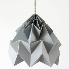Plise muffin origami lampshade by lampshado design paper origami lampenschirm anleitung und tolle beispiele origami lampshadediy origamimothdo it yourselfdegree solutioingenieria Image collections