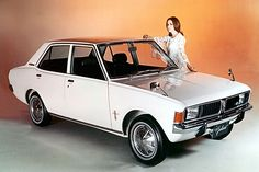 Mitsubishi COLT Galant 1300