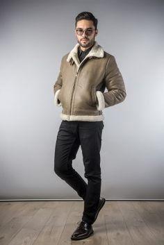 Fur Coat 335 Light Brown (2)