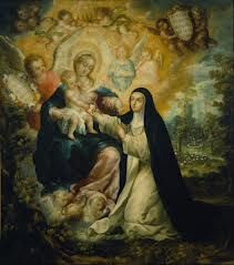 The Mystic Betrothal of Saint Rose of Lima - Google Art