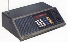 The Uniden Bearcat 210 scanner was a popular model among many listeners and found its way into newsrooms, too.