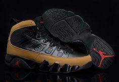 3e09ad9833ebac Chrismas Gift Edition Air Jordan 9 IX Retro Mens Shoes Online Discount  Brown Black  Womens Shoes 2014 -   Yes Please!