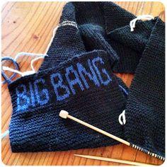 Pale Blue Stitch | Knitting Projects | Free Creative Knitting Patterns by Lea Redmond