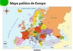 Mapas de Europa para imprimir | laclasedeptdemontse Diagram, World, Ottoman Empire, Maps, Worldmap, Holy Roman Empire, Interactive Map, Seeds, The World