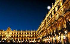 Cidade antiga de Salamanca