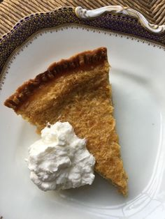 If you love egg custard pie, you will like this corny twist on a classic. This time of year I make Sweet Corn Custard Pie with frozen corn, white or yellow.
