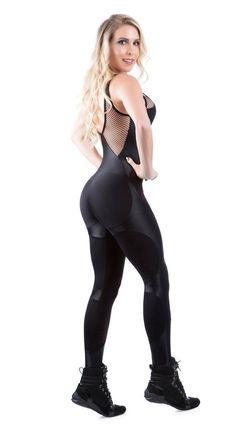 bc6250b40118 Brazilian Workout Jumpsuit - Apple Booty Fitness Jumpsuit Workout Jumpsuit