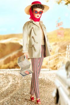 Open Road Vintage Barbie