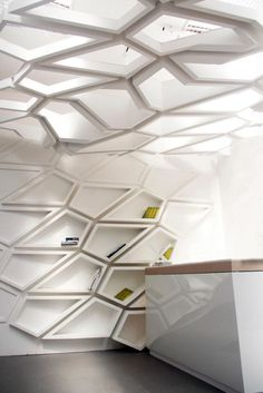 HELIX: Furniture That Acts As Architecture