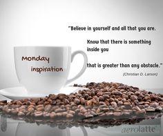 #Monday inspiration