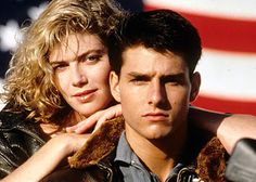 The Iconic Everyone loves and remembers Top Gun with Kelly McGillis and Tom Cruise Kelly Mcgillis, Film Top Gun, Top Gun Movie, Movie Tv, Kenny Loggins, Tom Cruise, Iconic Movie Characters, Iconic Movies, 80s Movies
