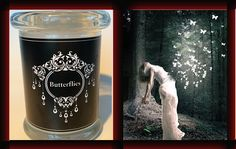 Behind Closed Doors Pheromone Candle Butterflies. Triple scented soy candle with pheromones. 225g A flirtatious, fruity, sexy fragrance with a tantalizing aroma of sweet juicy candied apples and pomegranate, with nuances of fresh ivy and oakmoss. Best Seller $US19.69 www.forgetmenotlights.co.nz Candy Apples, Closed Doors, Soy Candles, Pomegranate, Pint Glass, Ivy, Butterflies, Wedding Gifts, Fragrance