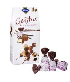 Fazer Geisha Harmony Vanilla