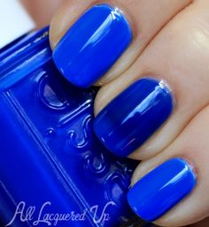 Essie Neons 2013 Nail Polish Collection Swatches & Review | All Lacquered Up