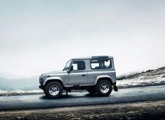 Land Rover Defender 90 - Love it!