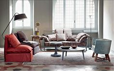 Furniture Gervasoni. Come in our showroom for further information, or click the photo to enter our online shop