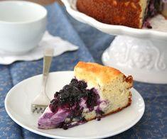 Blueberry Cream Cheese Coffeecake 2