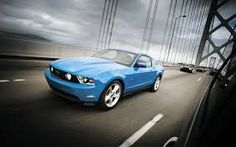 Image: Ford Mustang (© Ford Motor Company) I wish I had this because i would get my license and drive to school 2011 Ford Mustang, Ford Gt, Blue Mustang, Mustang Cars, Used Car Prices, Car Colors, Ford Motor Company, New And Used Cars, Fast Cars