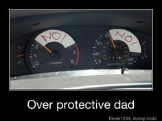 I'm going to do that when Sarah starts driving.
