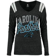 179097975 Ladies Carolina Panthers T-Shirts