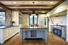 Mountain Lodge Eclectic on Mount Tamalpais by Michael Rex Architects