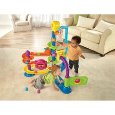 Fisher-Price Cruise and Groove Ballapalooza Play Set: Development & Learning Toys : Walmart.com