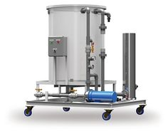 Want to know how AXEON CIP-Series Systems are helpful to clean your membranes without removing them from the system? Click to Learn More