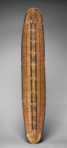 Shield, c. 1900                                                Central Africa, Democratic Republic of the Congo, early 20th century