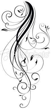 White Ink Tattoo tattoo ideas, feet tattoos, arm tattoos, scroll tattoo, easy tattoos, scrolls tattoo, swirl tattoo, white ink tattoos, elegant tattoos