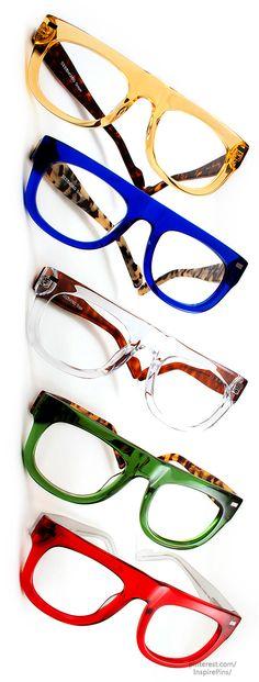 Mondo Guerra (Project Runway) eyewear ~ MONDO DRAPER #PurelyInspiration