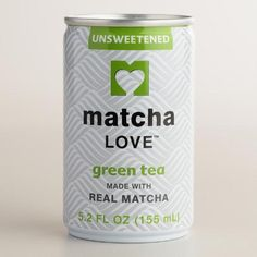 One of my favorite discoveries at WorldMarket.com: Ito En Matcha Love Unsweetened Green Tea